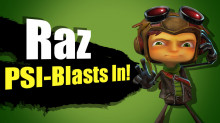 (Psychonauts) Raz over Ness or Lucas