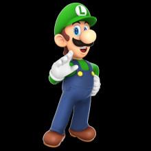 Luigi's CSP, Stock Icon, etc...