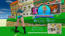 Racing Mama Rosalina
