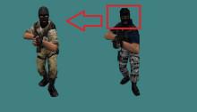 CS 1.6 Styled Terror Skin