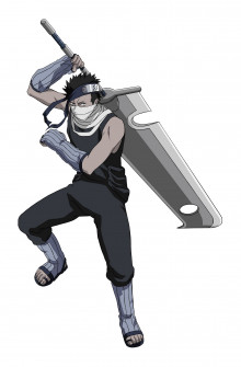Zabuza Momochi on Cloud