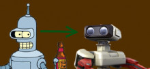 Bender Voice for R.O.B