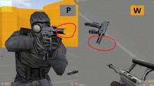 Default TMP silencer fix