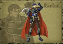 Hector over Ike