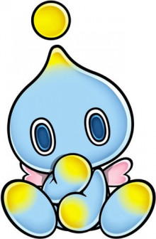 Neutral Chao as Villager