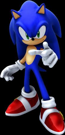 [REQUEST] Sonic '06 skin