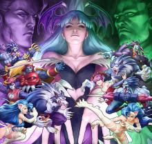 Darkstalkers Characters