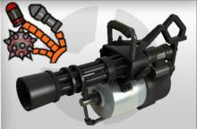 Deflector Minigun