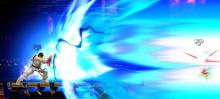Ryu's kamehameha (Samus Final Smash)