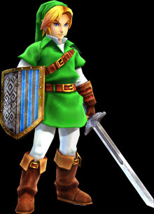 Ocarina of Time Link (Hyrule Warriors Import)