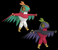 Hawlucha Over Falco