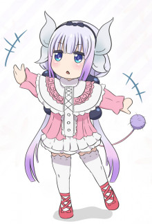 Dragon Maid Kanna