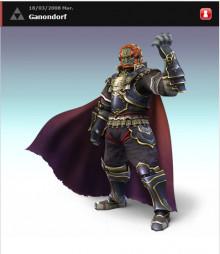 Ganondorf Brawl