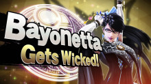 Bayonetta for MK8 (bounty 200)