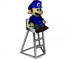 Referee Mario