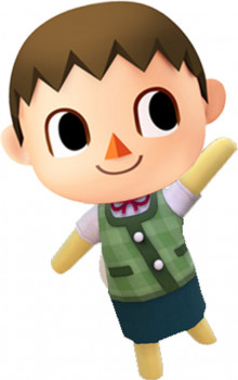 [Request] Villager's Head on Isabelle's body