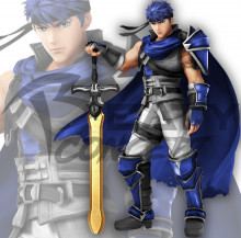 Beaty's Blue Ike (Request)