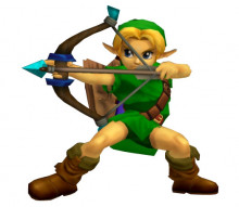 Melee young link