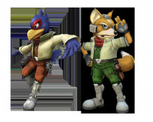 chr_10s for Melee Fox and Falco