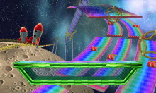 3DS Rainbow Road (Omega)