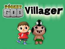Pocket God Villager