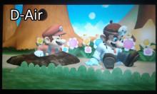 Dr. Mario's Legacy XP Moveset