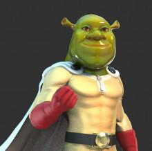Shrektama