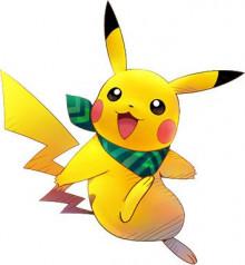 adventurer Pikachu