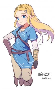 How About Zelda Over Link?