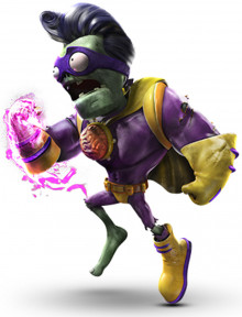 Need Super Brainz model from PvZ:GW2 to import over Ganon or Ryu