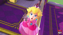 [Request] Princess Peach with Tiara(Cappy's Sister)