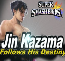 Jin Kazama over Captain Falcon