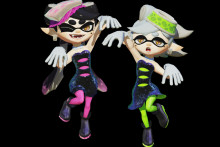 Callie and Marie, the Squid Sisters! (now for 468 points)