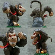 Great Ape Oozaru Over Donkey Kong
