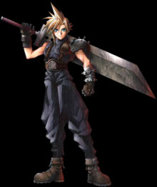 Cloud Strife (Request)