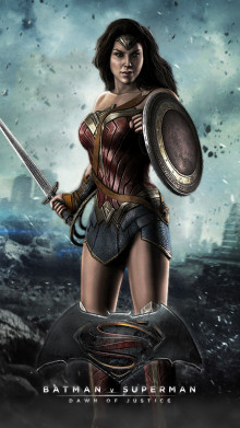 Wonder Woman For Smash