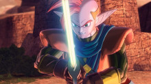 Tapion (Xenoverse 2) over Link