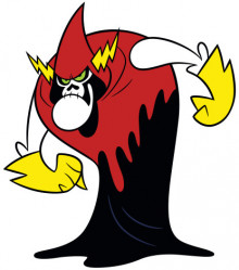 Lord Hater (Wander over Yonder) over Ganondorf