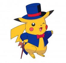 Pikachu Jukebox costume