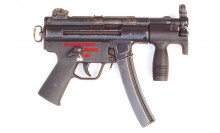 MP5 Fire Selector Fix