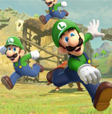 Luigi over Bokoblin - 1500 points bounty!