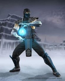 SubZero breaks the ice !