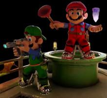 Super Mario & Luigi