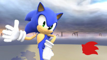 Fixing Sonic's Victory Animation