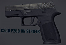 CSGO P250 ON STRIFER
