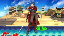 csp's for red and grey marth