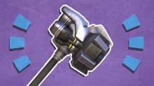 Reinhardt's Rocket Hammer