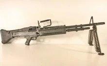 M60 for Bunker Gun
