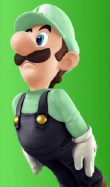 Light Green Luigi Port
