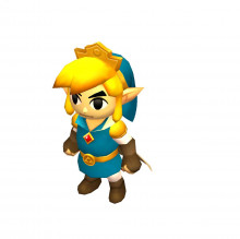 Triforce Heros Sword Suit for Toon Link (Additional reward $25 VALUE)